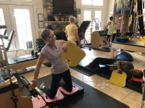 Group pilates Sessions